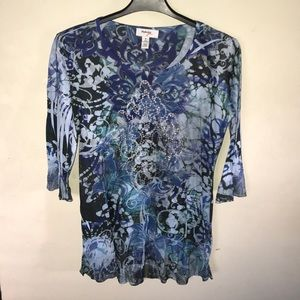 Woman's Style&Co Top-M